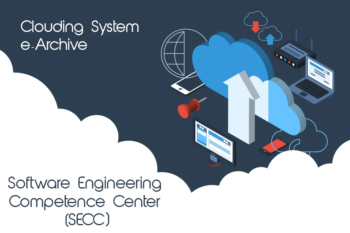 Clouding system e-Archive